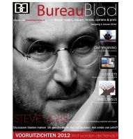 BureauBlad Magazine Cover by AngelsWillFallFirst