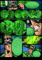 Pickleman 1 page 2 by poxpower
