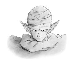 Piccolo.. by kretka