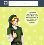 Tumblr answer two by General-Link