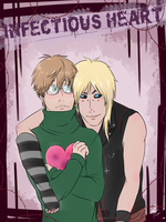 Infectious Heart by Megane--Sama