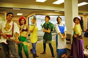 Disney at Supercon by DuysPhotoShoots