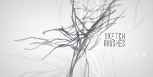 Sketch brushes by abscenced