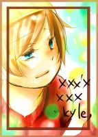 xxx'x xxx...Kyle. by Ice-S-Cream-Twins