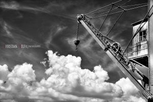 Cloud fishing by Grooveinjector