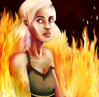 The Unburnt by Dawna-May