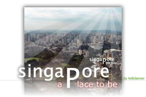 Singapore View - multiple res by Hellclanner