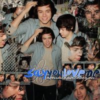 Happy birthday Harry Styles! by Momsenrocks