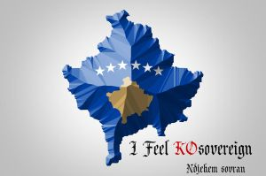 I feel KOsovereign by ChR1sAlbo