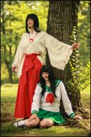 My name is Kagome. by AleaRose24