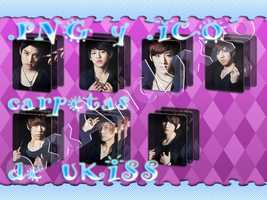 Pack PNG UKISS by oxxAndyxxo