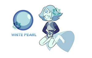 [C] - White pearl by FloofHips