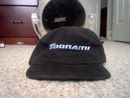 Toonami Hat From CN by spaceman022