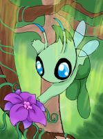 Celebi by Dream-Of-Serenity
