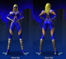 Glory Gal Costume by Jezebel1669