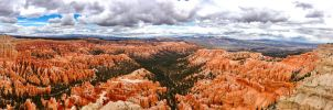 Bryce canyon Utah by AfterDeath