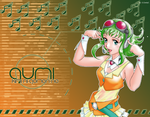 Gumi Wallpaper by SweetCandyCupkake