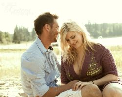 Emily and Josh by Xcetera