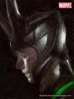 Marvel - The Avengers - Loki by thephoenixprod