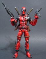 Deadpool 1 by Jin-Saotome