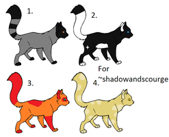 for ~shadowandscourge by BrownkitBrownclaw
