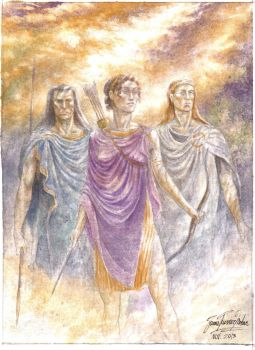 Children of the Noldor by TurnerMohan