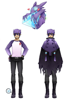 Pokemon Amie | character design by Reiki-kun