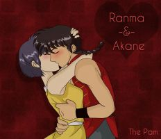 Kiss me, Saotome by thepam