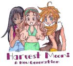 Harvest Moon: A New Generation by fairyfriend