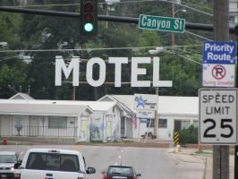 Motel by StationAperture