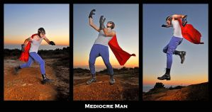 Mediocre Man by ruthey