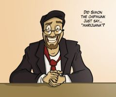 Nostalgia Critic by Calick