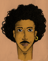 Mr. Phil Perfection Lynott by ChemicalHel