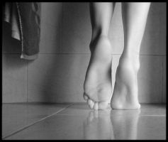 Feet I. by bobalyka