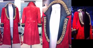 Richard III - Richmond's Coat (mens' tailoring) by CostumierClare