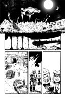 The Privateers of Nebulon Five pg.4 by ADAMshoots