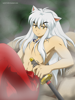InuYasha by Myly14