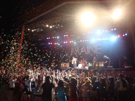 An Evening With The Maine by hiya-its-steph