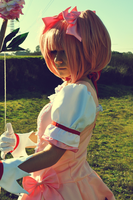 Madoka, guerriera by LaurelinAureo