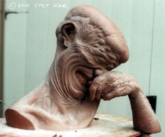 Softspot clay sculpture by chetzar