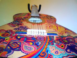 guitar... by alezgirl