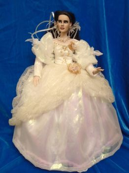 Doll Repaint-Jennifer Connelly in Labyrinth by R-Marie