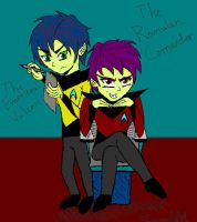 Emo. Vulcan and R.C. by Shadow-Kyuubi