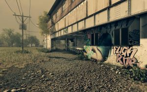 Crysis- Old Factory Site 2 by RKGrafixx