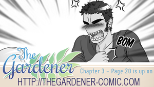 The gardener - Chapter 3 page 20 by Marc-G