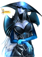 Lissandra Render by MayaGenetic