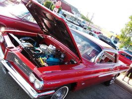 '62 Royal Pontiac Catalina by DetroitDemigod