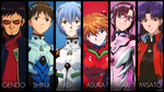 Evangelion 2.22 Wallpaper by Dosycool