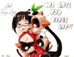 Litchi and the Kakas by ArchaicGraffiti