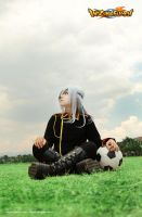 Inazuma Eleven Cosplay - Sakuma's feel by darknaito